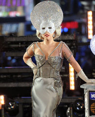 Lady Gaga New Year's Eve