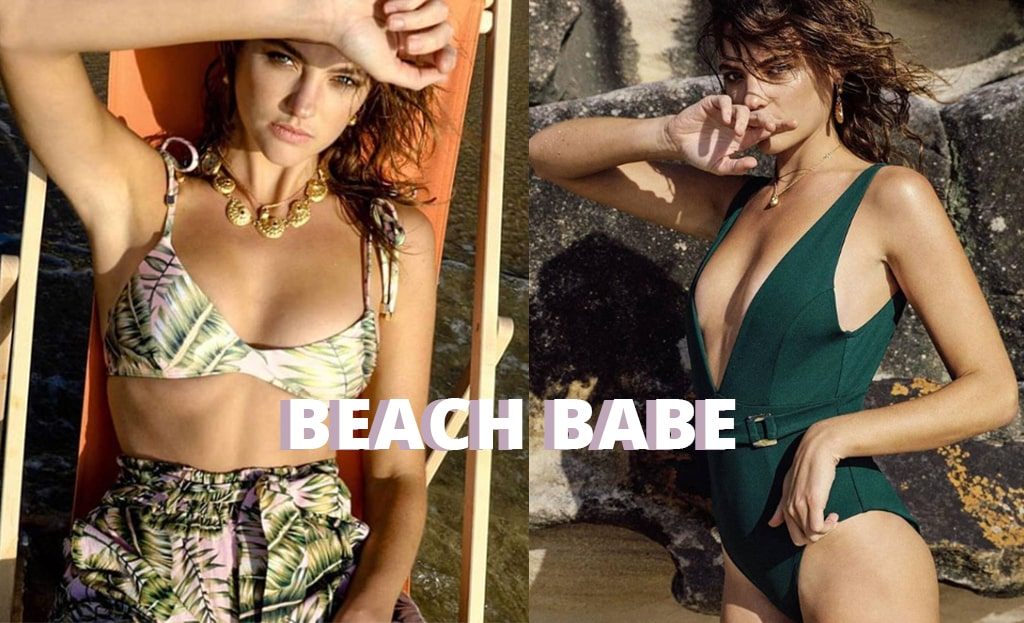 How to be the ultimate beach babe