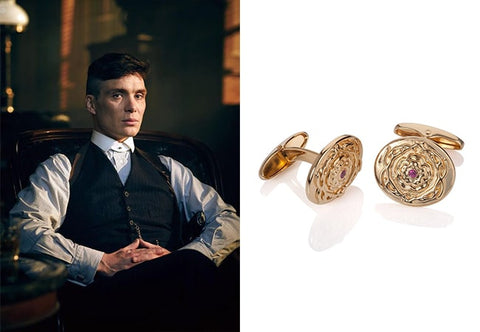 Tommy Shelby cufflinks