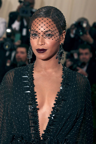 Beyonce at the 2014 Met Gala Benefit