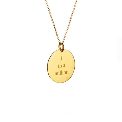 1 in a Million Necklace-Necklaces-VERA VEGA-JewelStreet