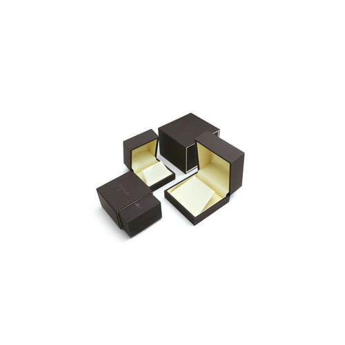 18kt Black Diamond Men's Stud Set-Cufflinks-Syna-JewelStreet