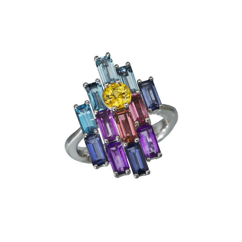 Morning Bright Ring-Rings-Daou Jewellery-JewelStreet