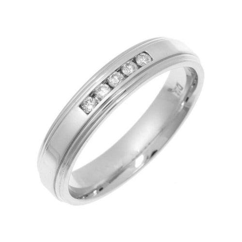 9kt White Gold Diamond Eternity Ring ,[product vendor],JewelStreet