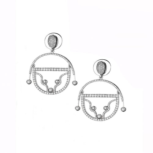 Adams Earrings-Earrings-Claudia Florentina-JewelStreet