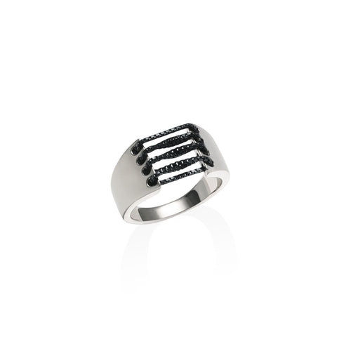 Allure White Gold Ring ,[product vendor],JewelStreet