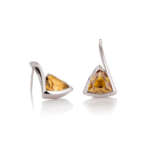 Amore Citrine Earrings ,[product vendor],JewelStreet