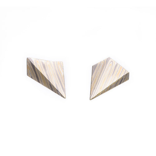 Architecture Earrings-Earrings-Susanne Siegert-JewelStreet