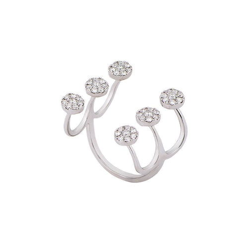 Aurore 6 Ring-Rings-Stefere Limited-JewelStreet