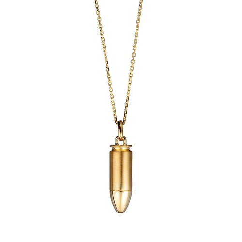 Bang Bang Yellow Gold Pendant-AKILLIS-JewelStreet EU