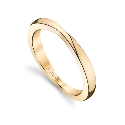 Bloom Taper Band-Rings-Harry Kotlar-JewelStreet