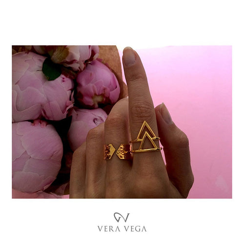Boho Midi ring-Rings-VERA VEGA-JewelStreet
