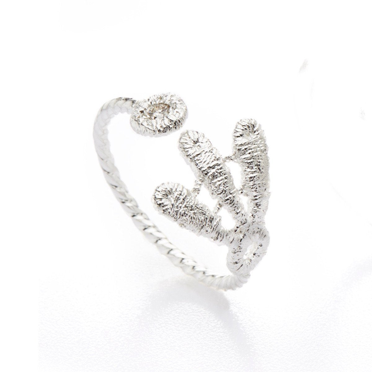Carmen Silver Ring/ Knuckle Ring
