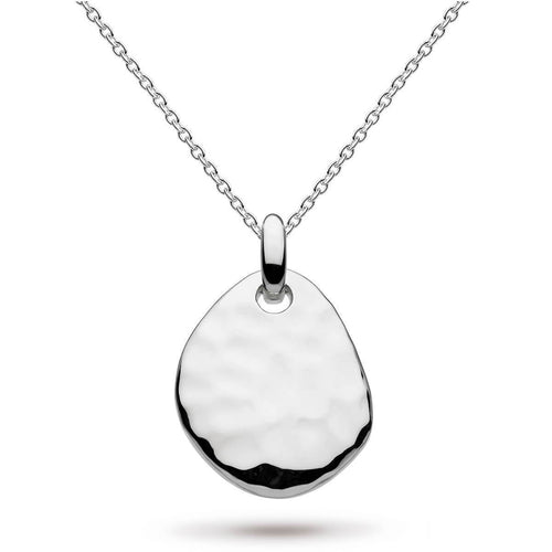 Coast Pebble Hammered Necklace ,[product vendor],JewelStreet
