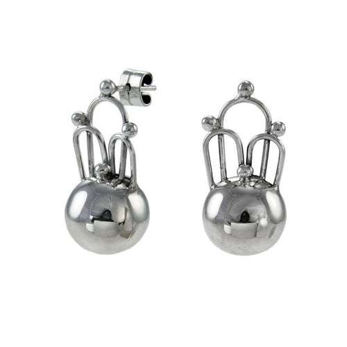 Crown Earrings ,[product vendor],JewelStreet