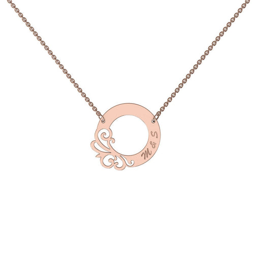 Designer Circle Of Life-Necklaces-me.mi-JewelStreet
