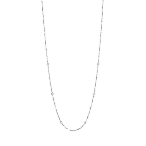 Diamond Eyeglass Chain-Necklaces-Penny Preville-JewelStreet