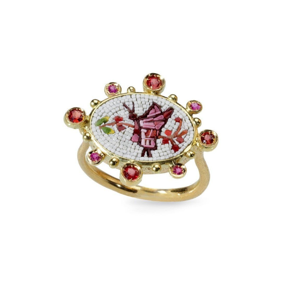 Drusilla Ring-Rings-Le Sibille-JewelStreet