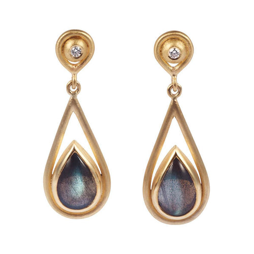 Elfin Water Drop Earrings ,[product vendor],JewelStreet