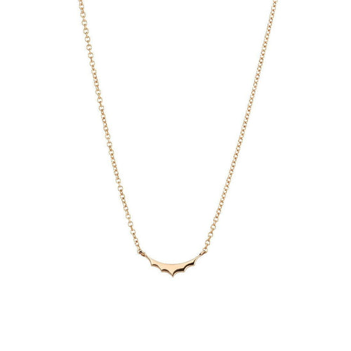 Empress - Yellow gold necklace-Necklaces-Mimata-JewelStreet