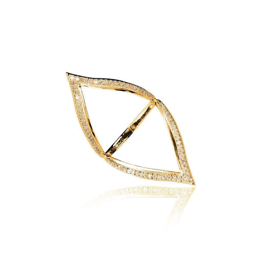 Flare II Ring-Rings-Melville-JewelStreet