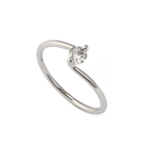 Harmony Ring For Right Hand - 0.25ct-Rings-Ehinger Schwarz 1876-JewelStreet