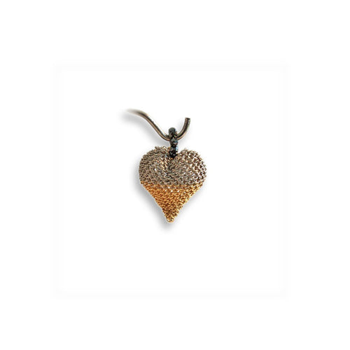 Heart Coloured Pendant-Necklaces-Tove Rygg-JewelStreet