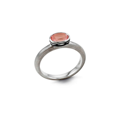HERA Cocktail Orange Stax Ring-Rings-HERA-JewelStreet