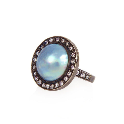 Lacma Pearl Ring ,[product vendor],JewelStreet
