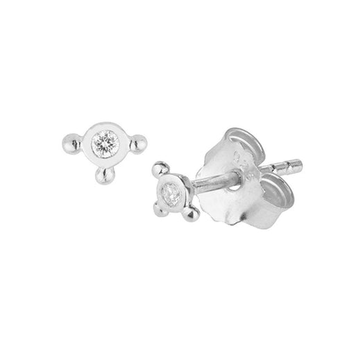 Lilja Diamond Studs-Earrings-VERA VEGA-JewelStreet
