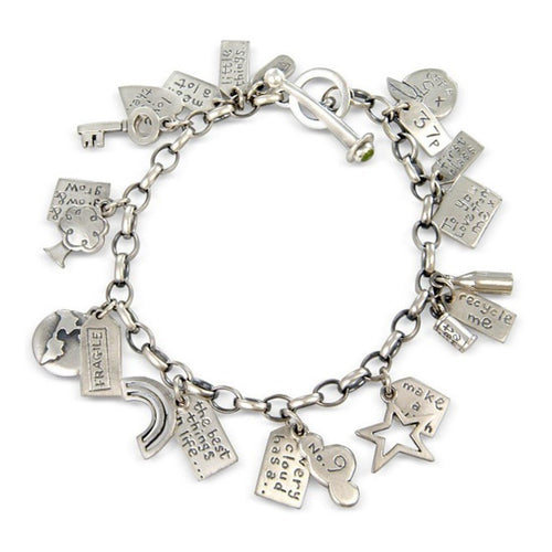 Little Things Mean a Lot, Bracelet-Bracelets-Nick Hubbard Jewellery-JewelStreet