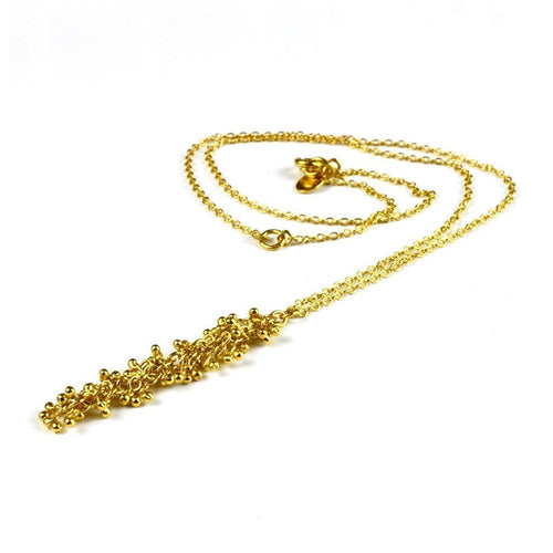 Lustre Drop Necklace ,[product vendor],JewelStreet