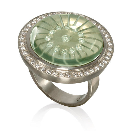 Mandala of Desire Ring-Rings-Rose Carvalho-JewelStreet