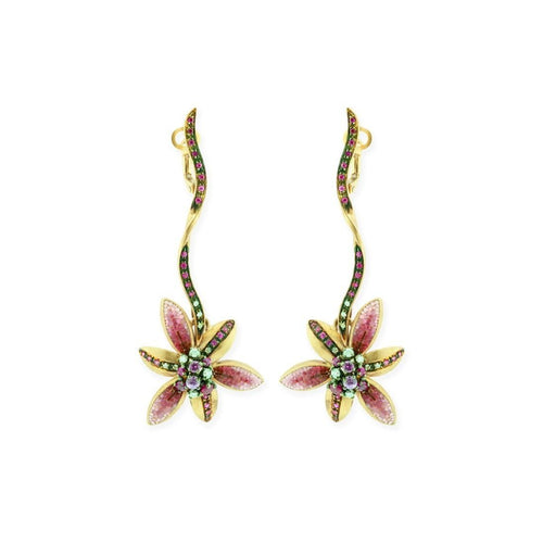 Margot Earrings-Earrings-Le Sibille-JewelStreet