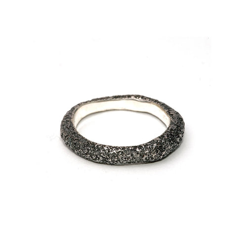 Sterling Silver Mica Ring  ,[product vendor],JewelStreet