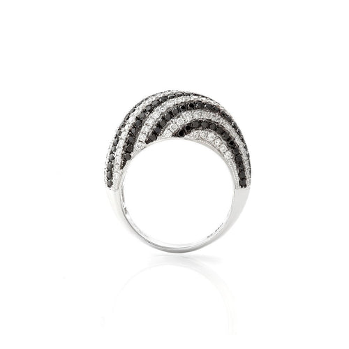 Mono Diamond Ring-Rings-Uwe Koetter-JewelStreet