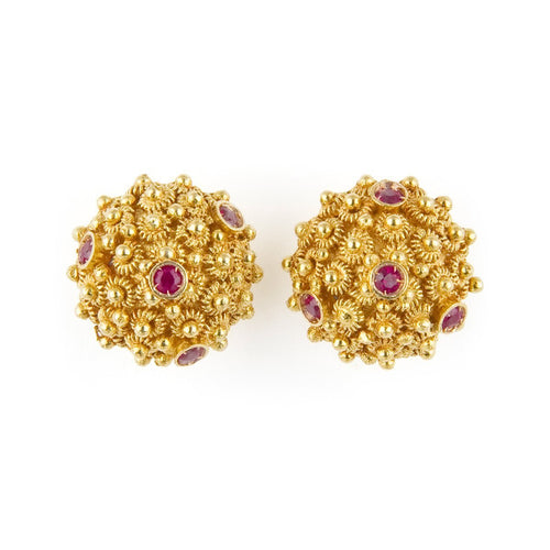 Mora Ruby Earrings ,[product vendor],JewelStreet