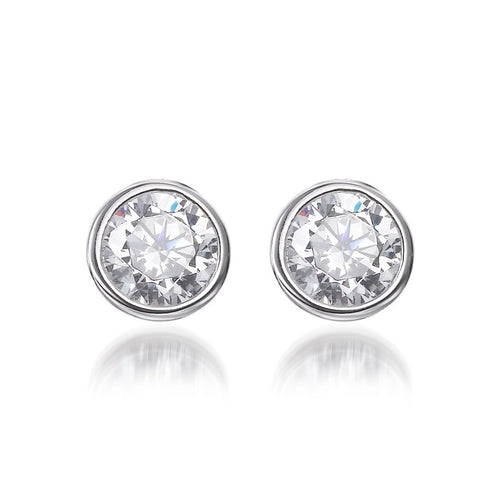 Nicolette Studs ,[product vendor],JewelStreet