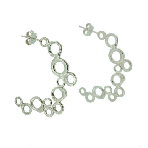 o2 Hoop Earrings ,[product vendor],JewelStreet