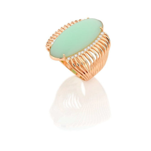 Pistache Ring ,[product vendor],JewelStreet