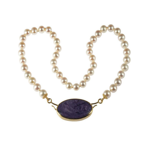 Rhapsody In Lilac Necklace ,[product vendor],JewelStreet