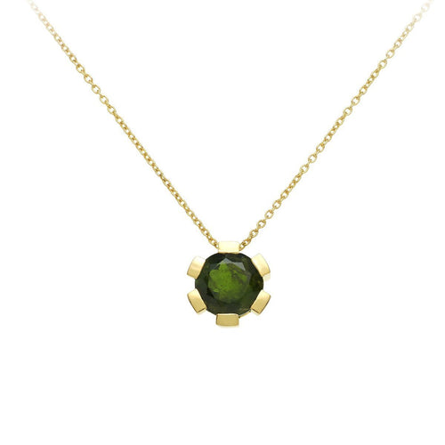 Scandi Tourmaline Necklace ,[product vendor],JewelStreet