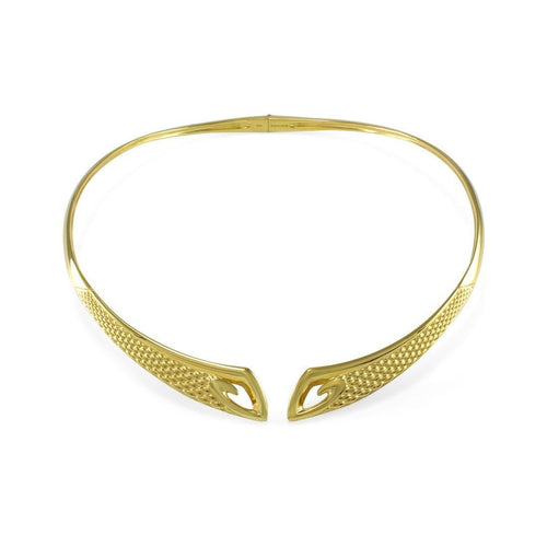 Sceptre Python Collar-Necklaces-REALM-JewelStreet