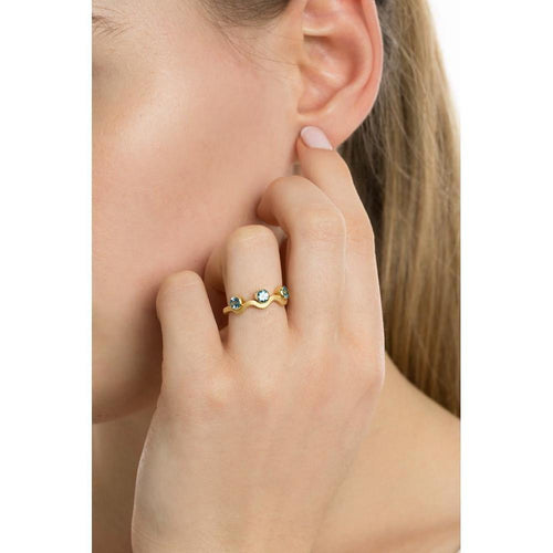 Siren Egg Box ring-Rings-Biiju-JewelStreet