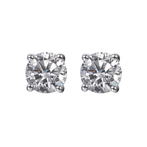 Solitaire Studs ,[product vendor],JewelStreet