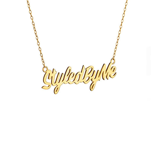 Styled By Me Necklace-Necklaces-VERA VEGA-JewelStreet