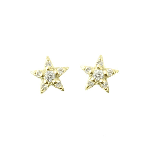 Tiny Stars-Earrings-Joely Rae Jewelry-JewelStreet