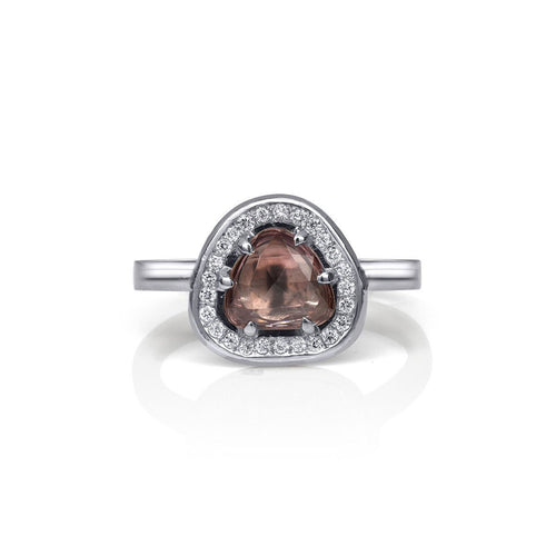 Water Lily Ring-Rings-Janine de Dorigny-JewelStreet