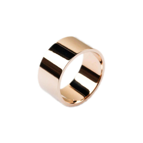 14kt Rose Gold Bold Essential Ring ,[product vendor],JewelStreet