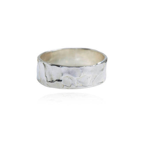 Sterling Silver Eternal Flame Ring ,[product vendor],JewelStreet